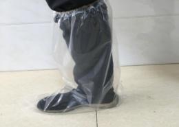 TOP ELASTICED PLASTIC BOOTS