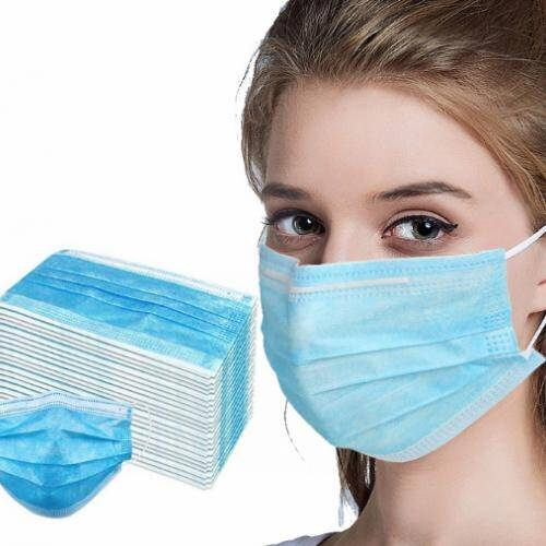 Wholesale 3 Ply Disposable Medical Surgical Face Mask Manufacturer