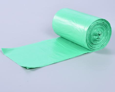Customized Hot waterproof eco-friendly thickening plastic black roll trash garbage rubbish bag