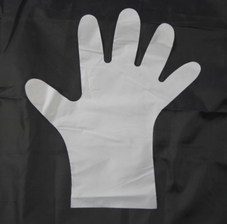 Plastic Latex Free PVC Free Nitrile Free Disposable Box Package TPE Clean Gloves