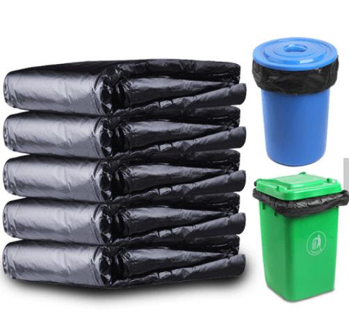 Suitable size black Garbage Bag Trash Bag