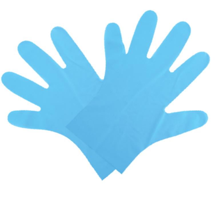 Multipurpose Disposable waterproof Tpe Plastic Glove