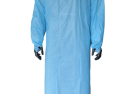 Protective waterproof surgical isolation Plastic gown
