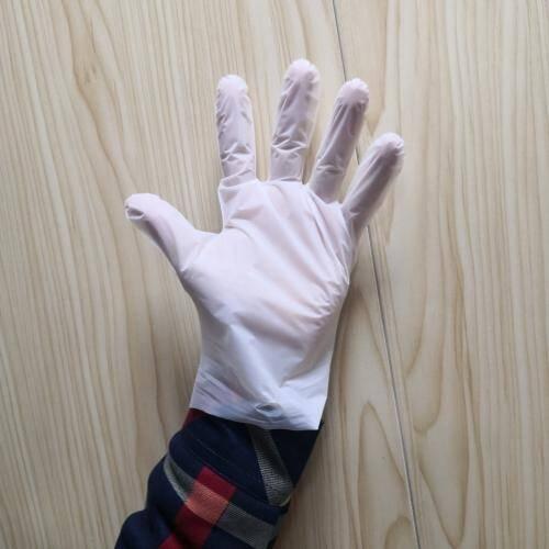 TPE601 Super Sensitive Powder Free Thermoplastic Elastomer (TPE) Glove