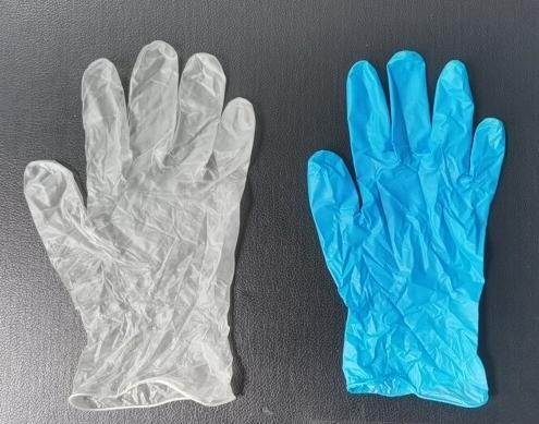 ce certification pvc dipped glove