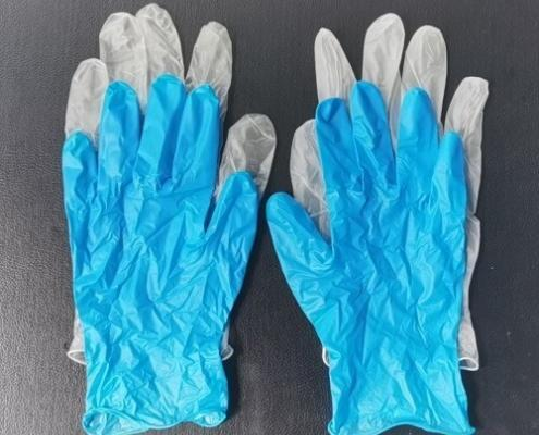 ce certification pvc dipped gloves supplier