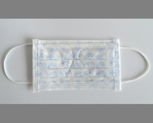 high quality 3ply non woven face mask