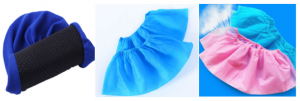 Kinds of shoe covers